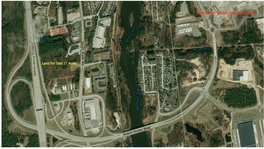 Aerial View_Circle Drive